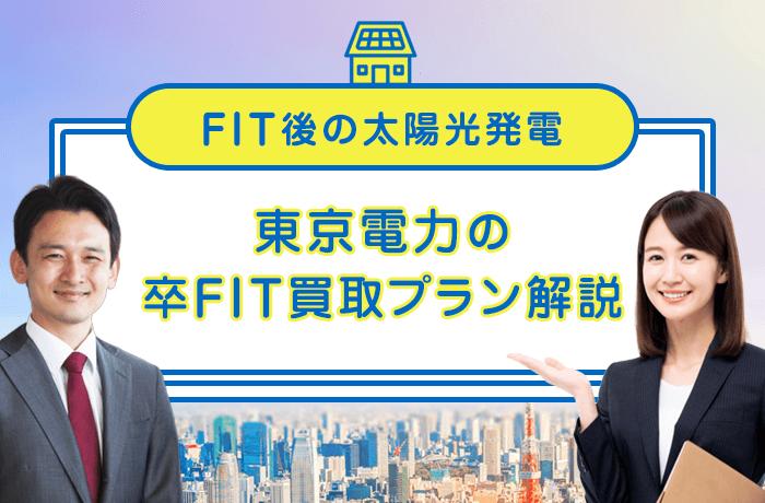 東京電力の卒FIT