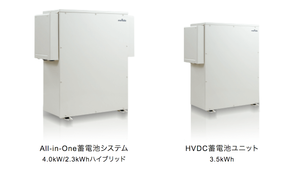 All-in-One蓄電池システム